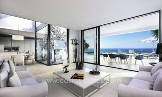 New modern detached villas for sale in La Cala de Mijas, Costa del Sol 6