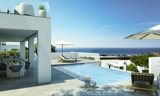 New modern detached villas for sale in La Cala de Mijas, Costa del Sol 4