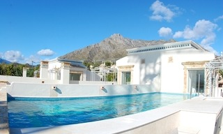Luxury villa houses for sale - Sierra Blanca - Golden Mile - Marbella 10