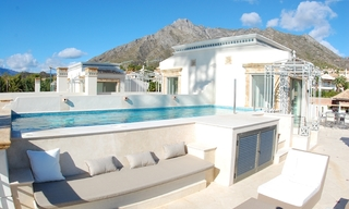 Luxury villa houses for sale - Sierra Blanca - Golden Mile - Marbella 2