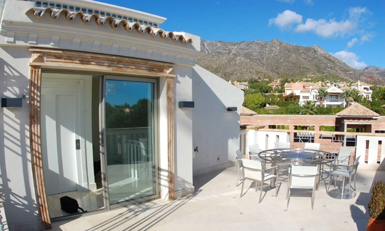 Luxury villa houses for sale - Sierra Blanca - Golden Mile - Marbella 4