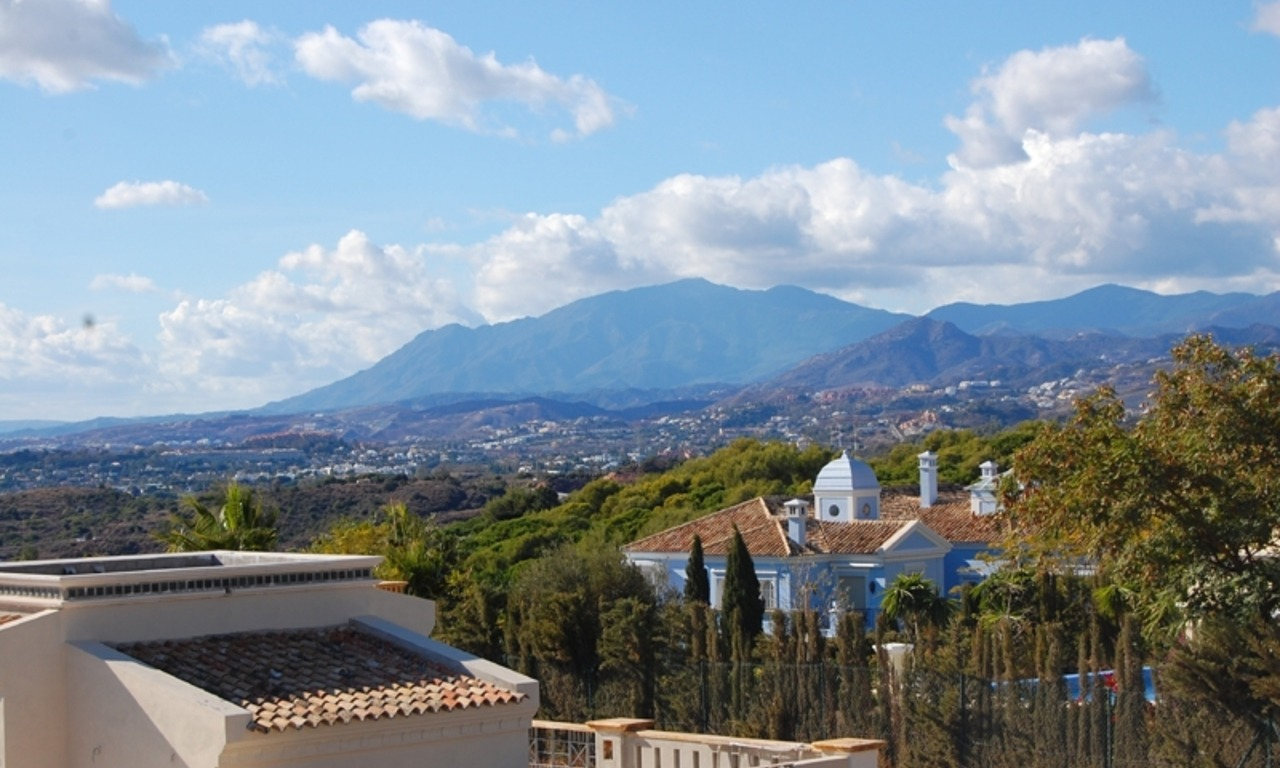 Luxury villa houses for sale - Sierra Blanca - Golden Mile - Marbella 9
