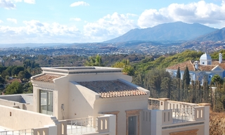 Luxury villa houses for sale - Sierra Blanca - Golden Mile - Marbella 5