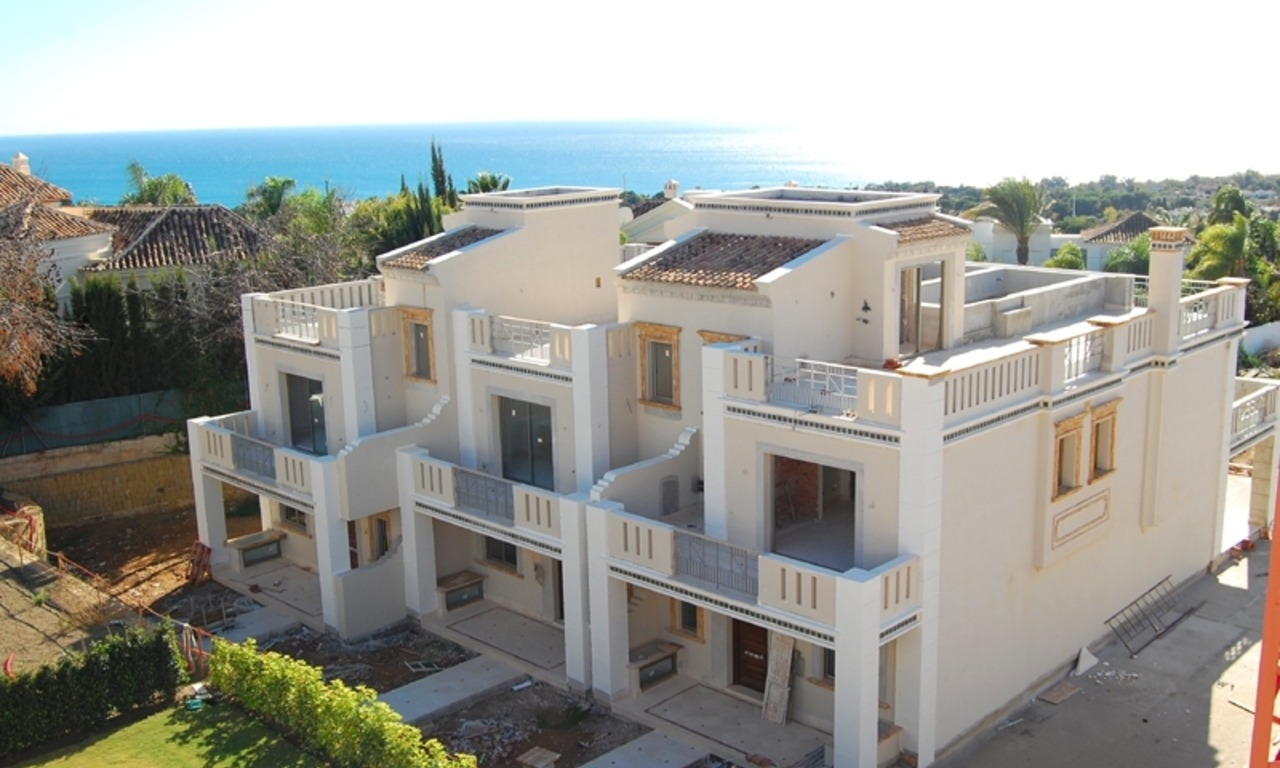 Luxury villa houses for sale - Sierra Blanca - Golden Mile - Marbella 7