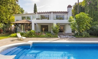 Newly renovated modern villa for sale in Nueva Andalucía, Marbella 2