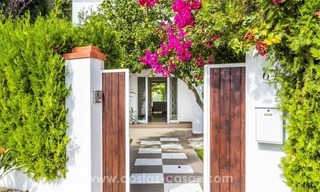 Newly renovated modern villa for sale in Nueva Andalucía, Marbella 5