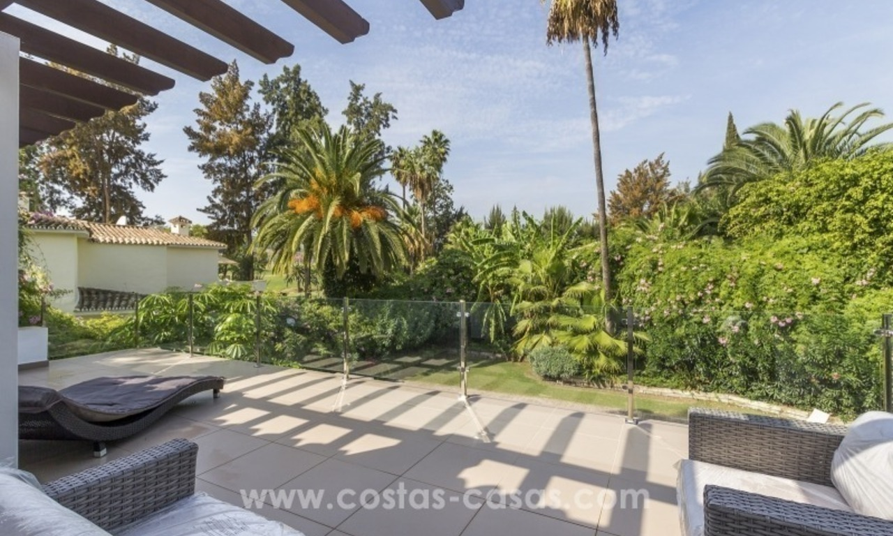 Newly renovated modern villa for sale in Nueva Andalucía, Marbella 6