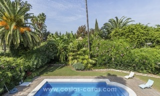 Newly renovated modern villa for sale in Nueva Andalucía, Marbella 9