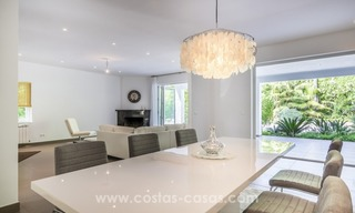 Newly renovated modern villa for sale in Nueva Andalucía, Marbella 15