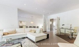 Newly renovated modern villa for sale in Nueva Andalucía, Marbella 11
