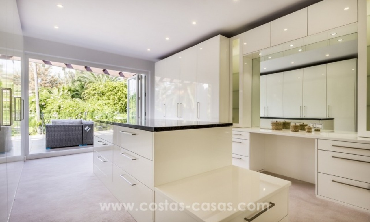 Newly renovated modern villa for sale in Nueva Andalucía, Marbella 22