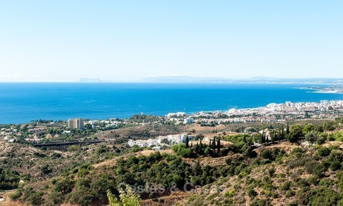 Opportunity! Luxury Modern Apartment For Sale in Marbella with breathtaking sea view