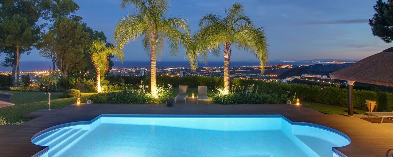 Marbella – Benahavis for Sale: Ultimate Panoramic Sea Views and Fully Refurbished Villa