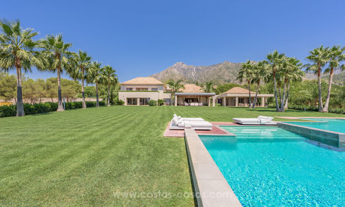 Contemporary masterpiece villa for sale on the Golden Mile, Marbella 12851