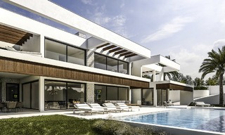 Brand new contemporary villa in the heart of the golf valley, Nueva Andalucía, Marbella 12934