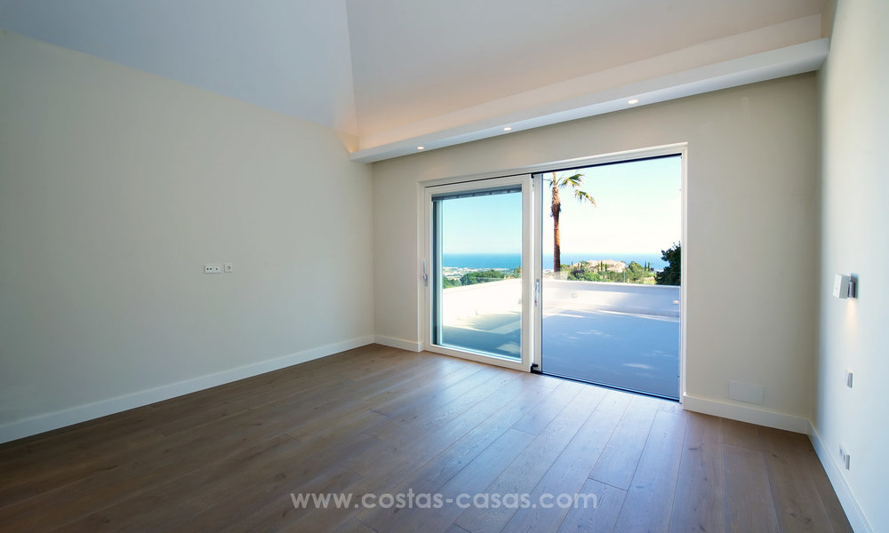 State Of The Art Designer Villa & Sea Views in La Zagaleta, Benahavis - Marbella 21122