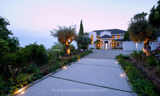 State Of The Art Designer Villa & Sea Views in La Zagaleta, Benahavis - Marbella 21128