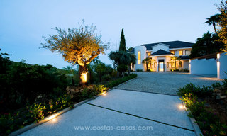 State Of The Art Designer Villa & Sea Views in La Zagaleta, Benahavis - Marbella 21132