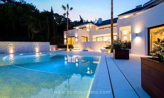 State Of The Art Designer Villa & Sea Views in La Zagaleta, Benahavis - Marbella 21133