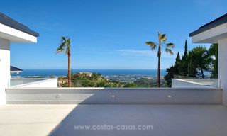 State Of The Art Designer Villa & Sea Views in La Zagaleta, Benahavis - Marbella 21138