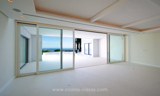 State Of The Art Designer Villa & Sea Views in La Zagaleta, Benahavis - Marbella 21139