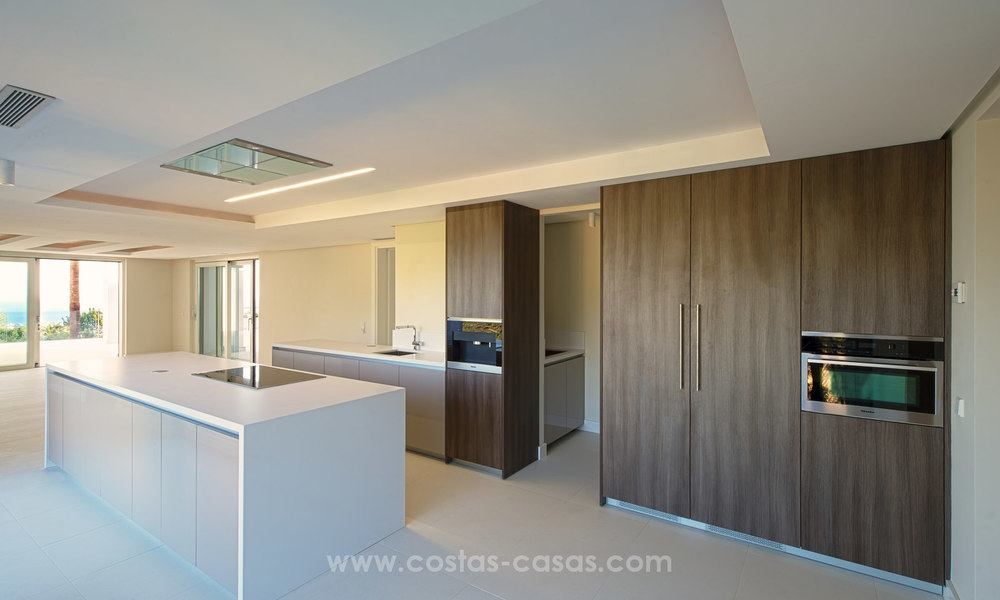 State Of The Art Designer Villa & Sea Views in La Zagaleta, Benahavis - Marbella 21140