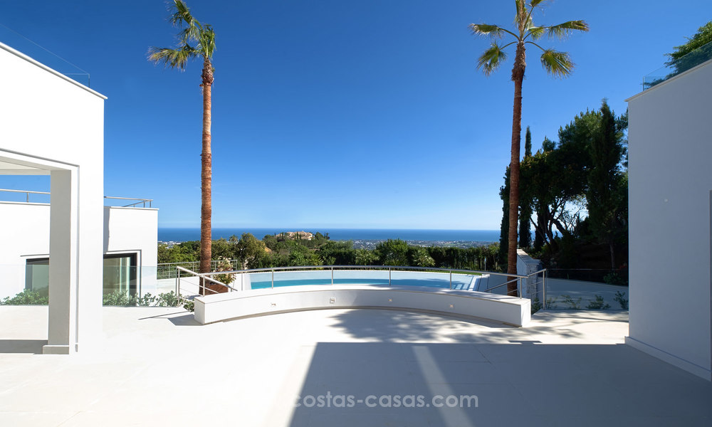 State Of The Art Designer Villa & Sea Views in La Zagaleta, Benahavis - Marbella 21144