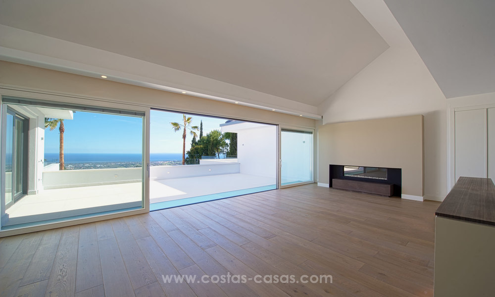 State Of The Art Designer Villa & Sea Views in La Zagaleta, Benahavis - Marbella 21145