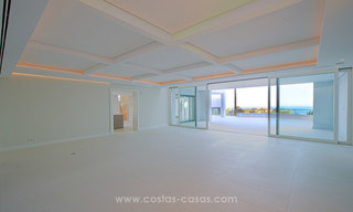 State Of The Art Designer Villa & Sea Views in La Zagaleta, Benahavis - Marbella 21152