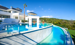 State Of The Art Designer Villa & Sea Views in La Zagaleta, Benahavis - Marbella 21153