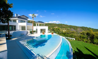 State Of The Art Designer Villa & Sea Views in La Zagaleta, Benahavis - Marbella 21156