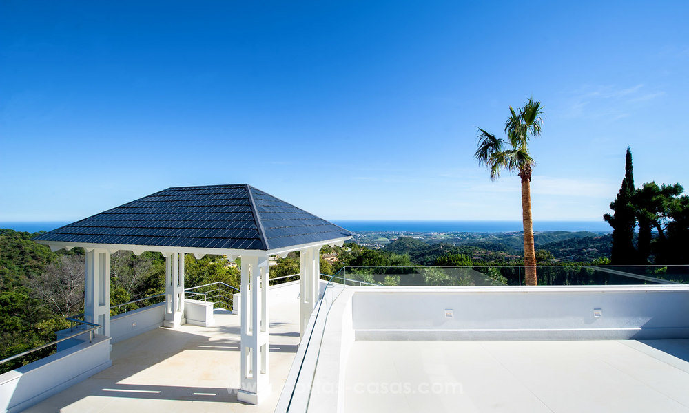 State Of The Art Designer Villa & Sea Views in La Zagaleta, Benahavis - Marbella 21157