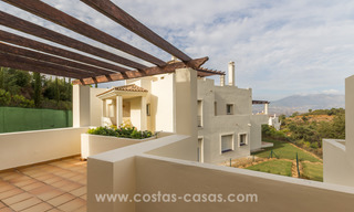 New luxury Andalusian style apartments for sale in Marbella 21572