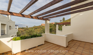 New luxury Andalusian style apartments for sale in Marbella 21573