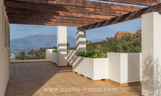 New luxury Andalusian style apartments for sale in Marbella 21581