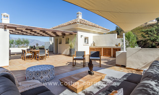 New luxury Andalusian style apartments for sale in Marbella 21583