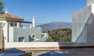 New luxury Andalusian style apartments for sale in Marbella 21586
