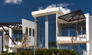 Modern luxury Townhouses for sale in Sierra Blanca, Golden Mile, Marbella 7404
