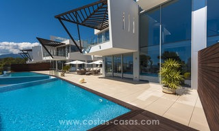 Modern luxury Townhouses for sale in Sierra Blanca, Golden Mile, Marbella 7409
