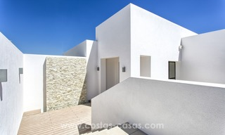 Modern new villa for sale with sea view in Benahavis - Marbella 265