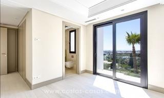 Modern new villa for sale with sea view in Benahavis - Marbella 266