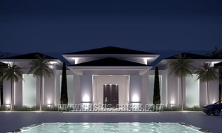 New Modern Exclusive Villa For Sale in Marbella 358