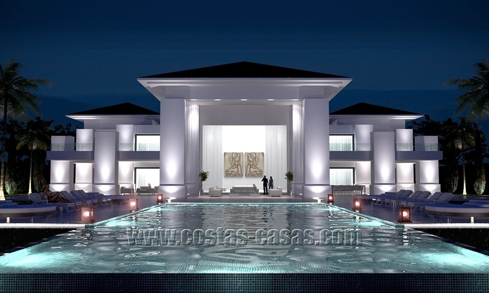 New Modern Exclusive Villa For Sale in Marbella 359