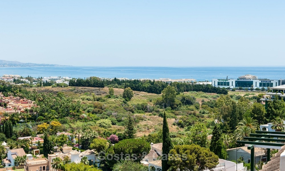 For Rent: Penthouse Apartment in Nueva Andalucia, Marbella 291
