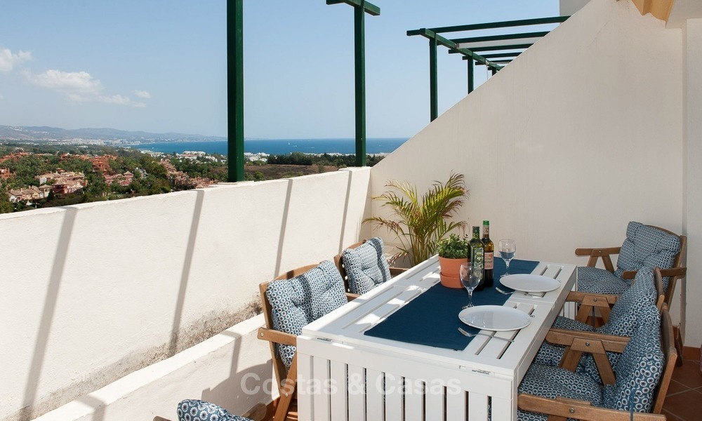 For Rent: Penthouse Apartment in Nueva Andalucia, Marbella 295