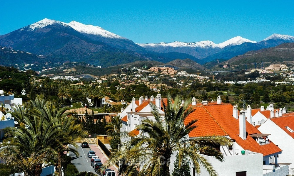 For Rent: Penthouse Apartment in Nueva Andalucia, Marbella 310