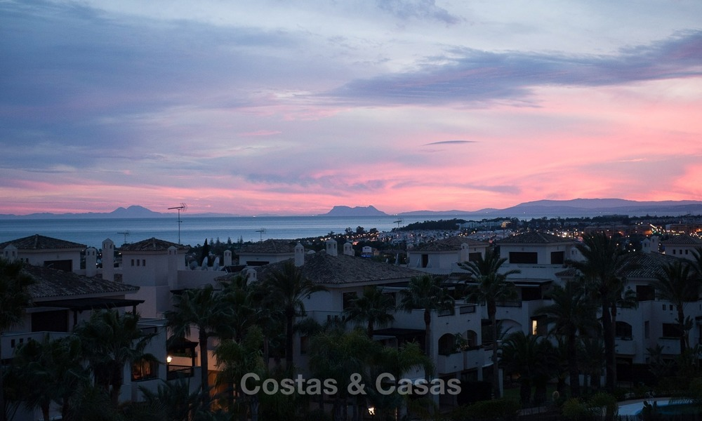 For Rent: Penthouse Apartment in Nueva Andalucia, Marbella 317