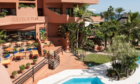 For sale in Hotel Kempinski, Marbella - Estepona: Renovated apartment in modern style 320