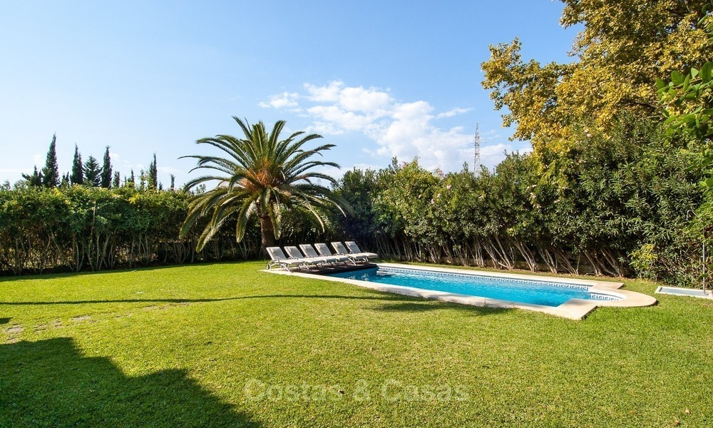 Spacious Villa for Sale in Nueva Andalucia, Marbella, at walking distance to amenities and Puerto Banus 498