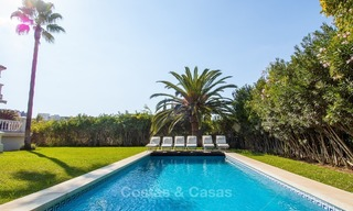 Spacious Villa for Sale in Nueva Andalucia, Marbella, at walking distance to amenities and Puerto Banus 499